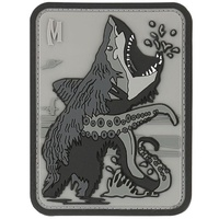 Maxpedition Bearsharktopus Morale Patch