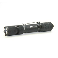 PowerTac E9R - 1020 Lumen USB Rechargeable LED Flashlight