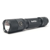 PowerTac M5-1300 Lumen Magnetic Rechargeable LED Flashlight