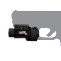 PowerTac Mark I Luminator - 595 Lumen Pistol Light