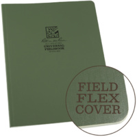 RITR-974-MX Maxi Bound Book Green 8.5in x 11in