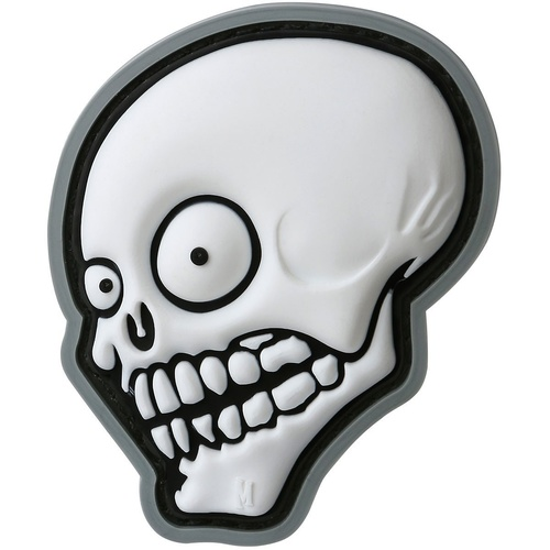 Maxpedition Look Skull Morale Patch [Colour: SWAT]
