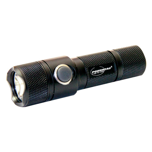 PowerTac Cadet - 490 Lumen LED Flashlight